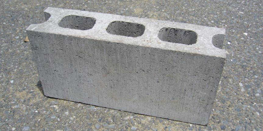 Why Concrete building blocks are robust material to use in construction?